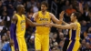 Los Angeles Lakers a învins Indiana Pacers