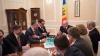 Socialiştii la consultări pentru desemnarea premierului. Ce a declarat Igor Dodon