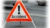 ACCIDENT la Telecentru: Este implicată o maşină cu numere diplomatice