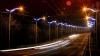 SĂ FIE LUMINĂ! Primăria capitalei aprinde becurile LED pe drumul care duce la Aeroport