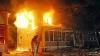 Salvatorii, la datorie de Revelion. Un bărbat din Taraclia a murit după ce i-a luat foc casa