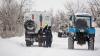 Câte drumuri din ţară mai rămân blocate din cauza zăpezii în noul an