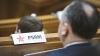 PSRM cere convocarea Parlamentului. REACŢIA TĂIOASĂ a secretarului general al Legislativului