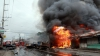 EXPLOZIE la Odesa! Sediul unei asociaţii de voluntari ai Euromaidanului a fost avariat