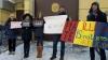 """Oameni de presă din Moldova au comemorat victimele atacului terorist asupra """"Charlie Hebdo"""""""