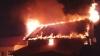 Tragedie la Basarabeasca! Un bărbat a ars de viu în propria casă
