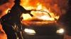 Maşină în flăcări la Buiucani! Pompierii au intervenit de urgenţă