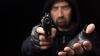 Jaf la o benzinărie din Bălţi: Casierul a fost ameninţat de un bărbat cu mască medicinală