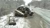 ACCIDENT GRAV pe şoseaua Balcani din capitală: Un bărbat a murit (VIDEO)