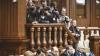 Deputaţii au mai votat o pauză. Alegerea speakerului a fost amânată