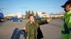 """Operaţiunea """"Zero Grade"""" la Teleneşti: Un inspector a fost bătut şi târât pe asfalt de un şofer (VIDEO)"""