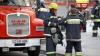 Incendiu în sectorul Centru al capitalei. Un bărbat și o femeie au ars în propria locuință (VIDEO)