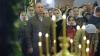 Mii de ruşi în frunte cu Patriarhul Kiril au oficiat slujba de Crăciun. Ce a ales să facă Vladimir Putin