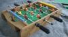 Tineri cu dizabilităţi din Chişinău vor putea juca fotbal de masă. Cine le-a adus cadoul