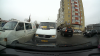 Cum a fost pedepsit șoferul unui microbuz de rută care a mers pe contrasens