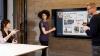 Microsoft Surface Hub este un all-in-one supradimensionat de peste doi metri (VIDEO)