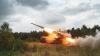 """Oraşul Stahanov a fost bombardat cu rachete """"Uragan"""". Un raion întreg a fost distrus (FOTO/VIDEO)"""