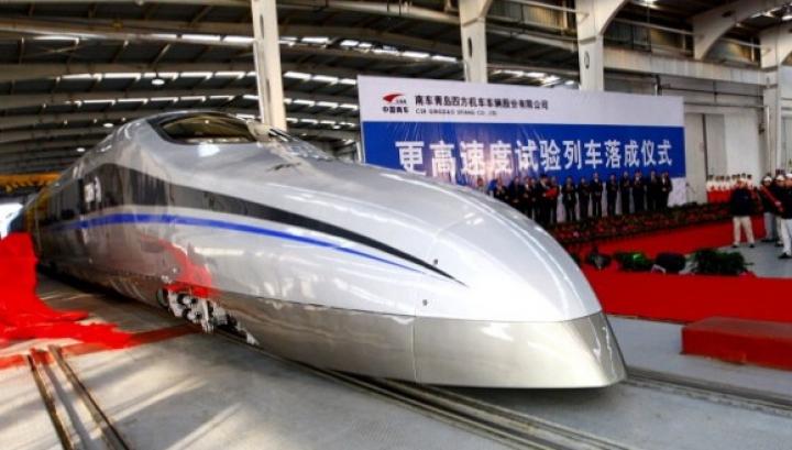 Cea mai lungă cale ferată de mare viteză va lega Moscova de Beijing (FOTO)