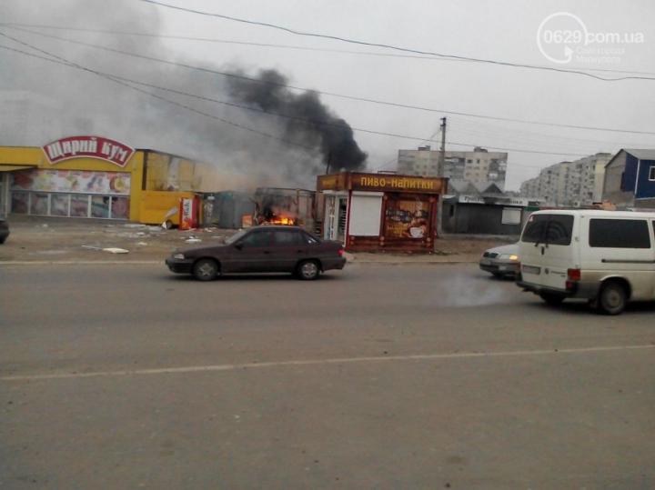Oraşul-port Mariupol este atacat de separatişti. Cel puţin 30 de oameni au murit (FOTO/VIDEO)