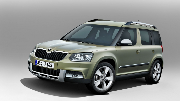 Skoda pregătește lansarea unui model SUV, concurent cu Renault Captur și Nissan Juke