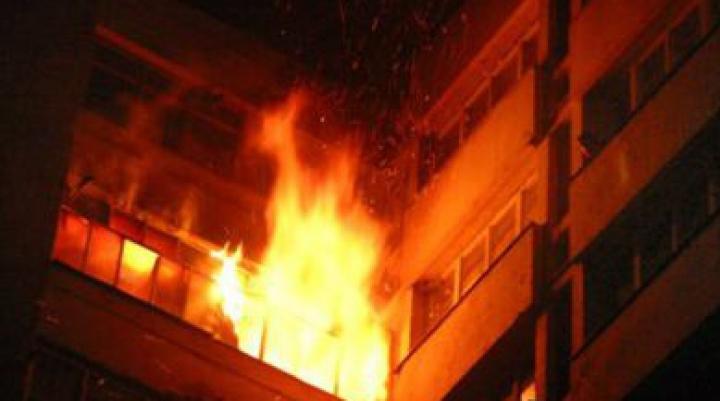 IMAGINI VIDEO din timpul incendiului de proporţii din Vadul lui Vodă