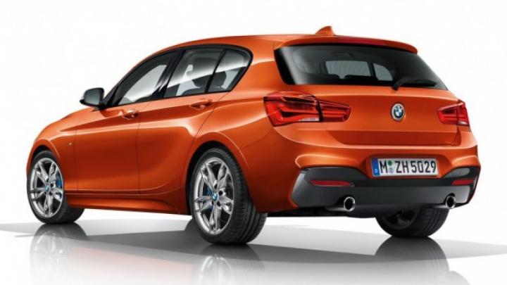 Noul M135i – cea mai puternică versiune a celui mai mic model din gama BMW (FOTO)