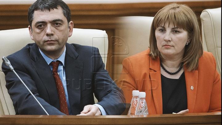 Palihovici şi Vitiuc, noii vicepreşedinţi ai Parlamentului. Cine sunt membrii Biroului Permanent