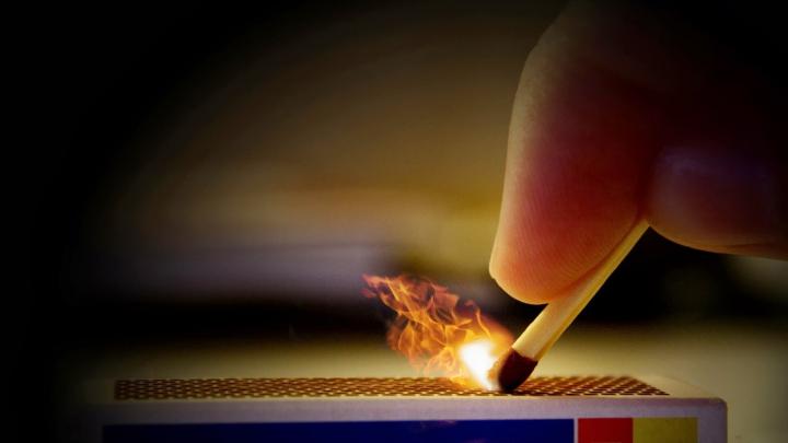 S-au jucat cu MOARTEA: Patru copii din Vadul lui Vodă au fost la un pas de a fi arşi de vii
