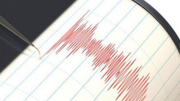 Cutremur nocturn în Vrancea! Seismul a avut magnitudinea de 4,1 grade pe scara Richter