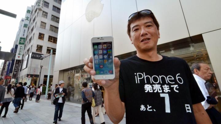iPhone 6 creează isterie! Gesturile disperate ale chinezilor care vor să deţină smartphone-ul Apple