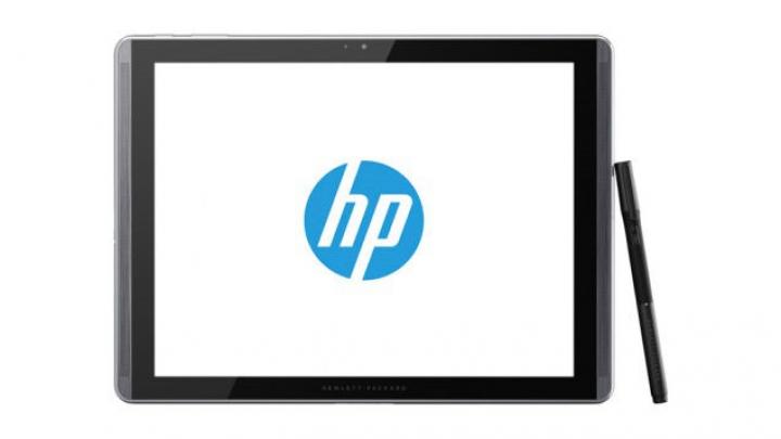 HP speră să atragă clienţi cu două tablete profesionale de opt şi 12 inci (FOTO)