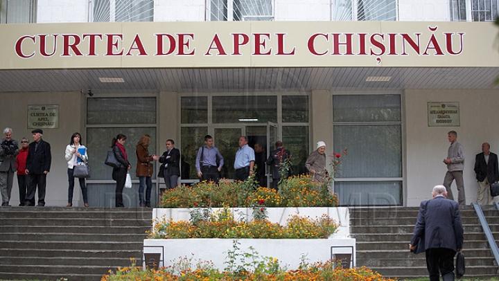 Curtea de Apel Chișinău: Inspectoratul General al Poliției intenționat sau neintenționat nu a asigurat ordinea după evadarea lui Petic