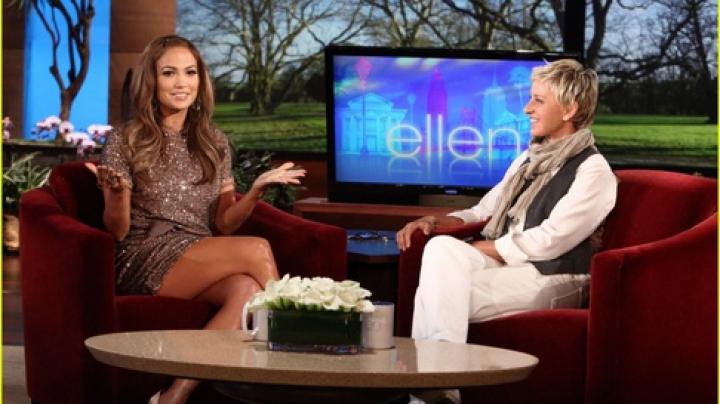 Jennifer Lopez a scuipat-o pe o renumită prezentatoare. Cum a reacţionat jurnalista (VIDEO)