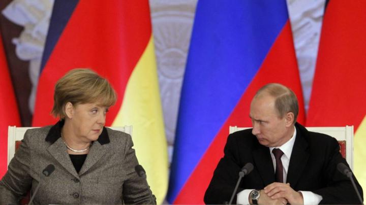 AVERTISMENT FERM. Angela Merkel a anunţat când UE va anula sancţiunile impuse Rusiei
