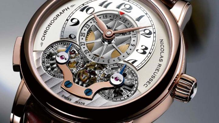 Un producător de ceasuri din Elveția a lansat cureaua inteligentă (FOTO)
