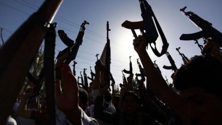 Gruparea teroristă Statul islamic a eliberat sute de ostatici din Irak
