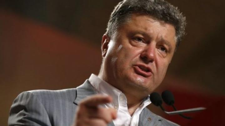Poroșenko: Ucraina se va bate cu separatiștii proruși până la victorie