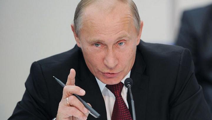 Vladimir Putin, despre cauza escaladării conflictului în Donbas
