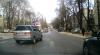 PERICULOS! Cum circulă un şofer tupeist pe o stradă din capitală (VIDEO)