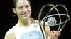 Tenismena Andrea Petkovic a câştigat trofeul Diamond Games fără să joace finala