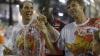 Distracţie pentru Nadal şi Ferrer la Rio de Janeiro. Cum au dansat tenismenii (VIDEO)