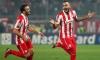 Nebunie în derby-ul Atenei din Campionatul Greciei. Ce s-a întâmplat în timpul meciului