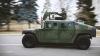(VIDEO) Coloană de vehicule militare prin centrul capitalei. REACŢIA Ministerului Apărării