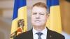 Depuneri de flori şi întâlniri cu politicieni. Preşedintele României îşi continuă vizita în Moldova