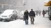 Iarna nu se lasă plecată din Statele Unite. Furtunile de zăpadă au copleşit coasta de est