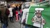 Redacţia publicaţiei franceze Charlie Hebdo şi-a sistat activitatea