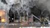Incendiu de proporţii într-un centru comercial: 17 oameni au murit