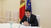 Prim-ministrul Chiril Gaburici a fost felicitat de omologul său rus, Dmitri Medvedev