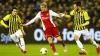 Ajax Amsterdam a fost învinsă de Vitesse Arnhem cu scorul de 1-0