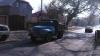 Incident pe o stradă din capitală. Cum circulă şi ce pierde pe drum şoferul unui camion (VIDEO)